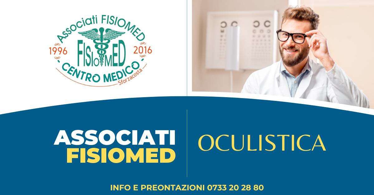 oculisitica fisiomed sforzacosta dr pollio , dr zappelli, dr moauro